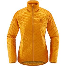 Haglöfs L.I.M Barrier Jacket Women Desert Yellow